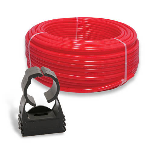 Mr. PEX Suspended Pipe Radiant Heat Package - 1500 sq ft