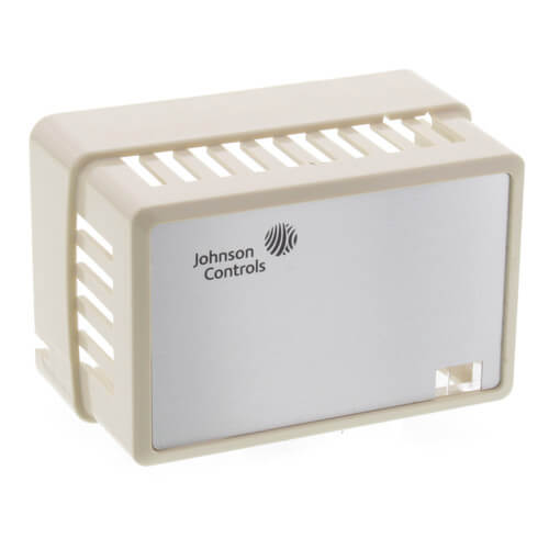 Beige Thermostat Cover Plate Assembly, without Thermometer Window, with Setpoint Window (Horizontal Mount) Product Image