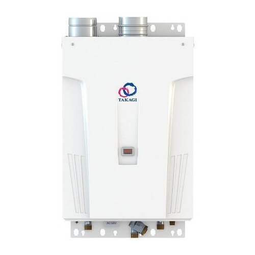 T-H2S-OV-NG Takagi Tankless Outdoor Water Heater (Natural Gas)