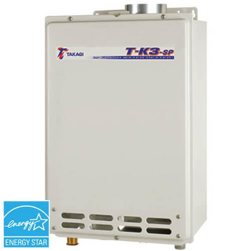 tk3sp takagi tankless water heater propane product image