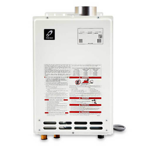 T-KJr2-IN Takagi Tankless Indoor Water Heater (Natural Gas)