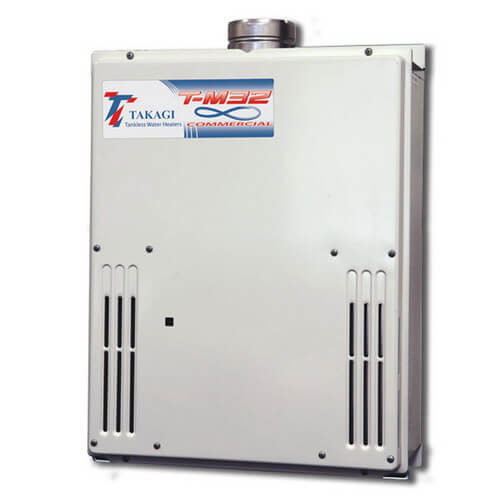 T-M32 Takagi ASME Tankless Water Heater (Natural Gas)