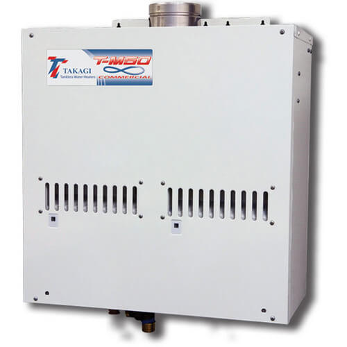 T-M50 Takagi ASME Tankless Water Heater (Natural Gas)