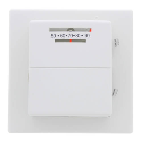 Non-Programmable Easy Temp Heating & Cooling Mechanical Thermostat