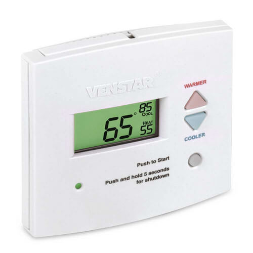 Venstar T2900SCH 7-Day Programmable School Thermostat