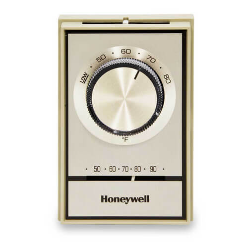 T498a1778 honeywell t498a1778 t498 beige electric heat for Electric radiant heat thermostat