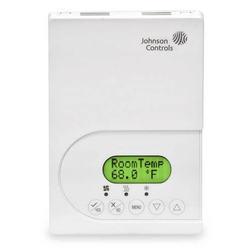 Programmable Single Stage Thermostat (1 Heat/1 Cool)