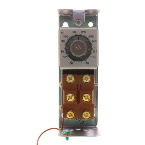 Commercial Temperature Controller w/ Fast response capillary, 55-175F
