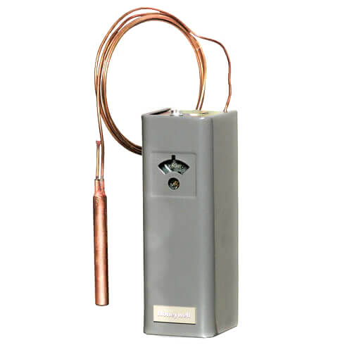 Remote bulb Commercial Temperature Controller (55 to 85 F, 5.5 ft capillary)