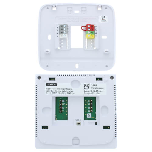 T701 Digital Non-Programmable Thermostat (1H/1C)