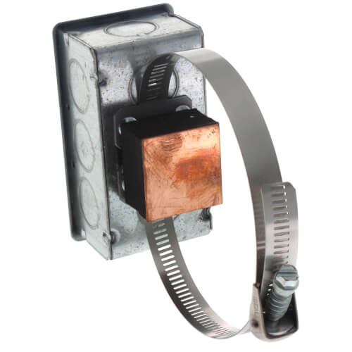 """5"""" PT1000 Hot or Chilled Water Sensor w/ well"""