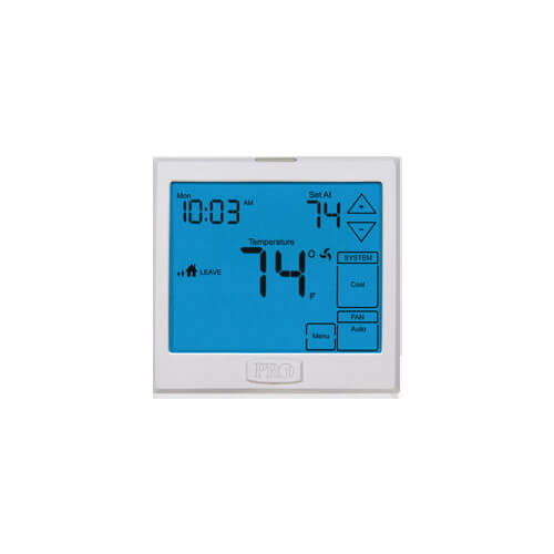 T915 Multi Stage Programmable Touchscreen Thermostat (2H/2C)