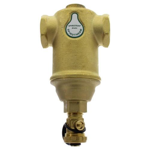 "1"" Spirovent Jr. Air Eliminator (Sweat)"