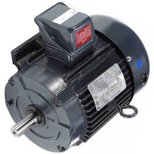 Te129 century te129 psc motor 5 hp 1800 rpm for 5 hp 1800 rpm motor