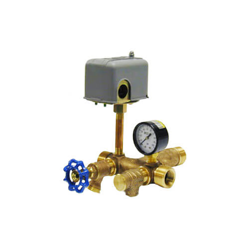 "1/2"" ProPEX Full-Port Straight Stop Valve (Lead Free Brass)"
