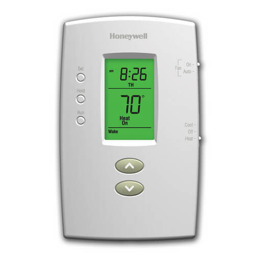 Basic Pro Programmable, 2H/1C, Vertical Thermostat