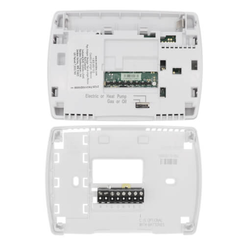 th3110d1008 honeywell th3110d1008 pro non programmable 1h 1c pro non programmable 1h 1c standard display thermostat product image
