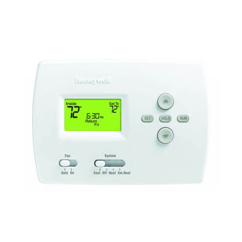 Pro Programmable, 2H/1C, Standard Display Thermostat