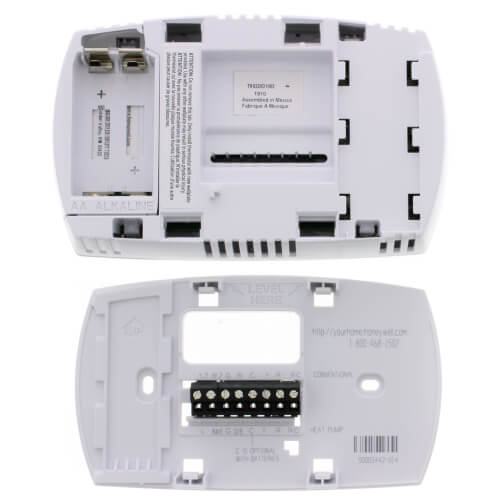 wiring diagram for honeywell th5220d1003 wiring diagram for honeywell th5220d1003 focuspro non programmable 2h 2c wiring diagram