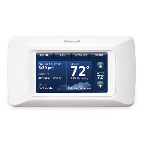 Prestige IAQ Color HD Thermostat Product Image