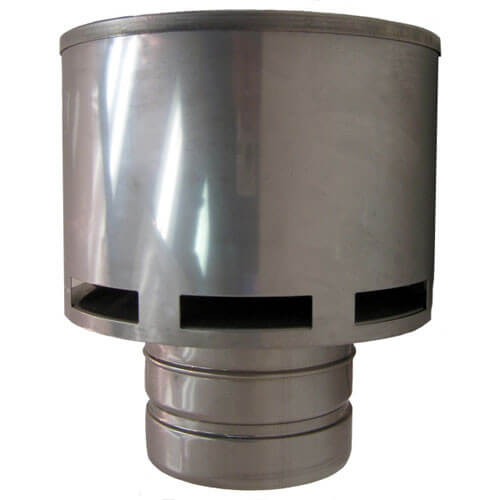 Direct Vent Conversion Kit (T-KJr2-IN, T-K4-IN, T-D2-IN)
