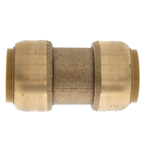 "3/4"" x 3/4"" SharkBite Coupling (Lead Free) Product Image"
