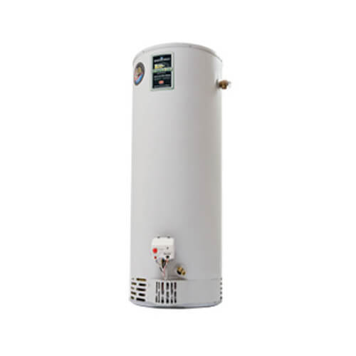 50 Gallon - 40,000 BTU Eco-Defender Safety System Energy Saver Ultra Low NOx Residential Water Heater (Nat Gas)