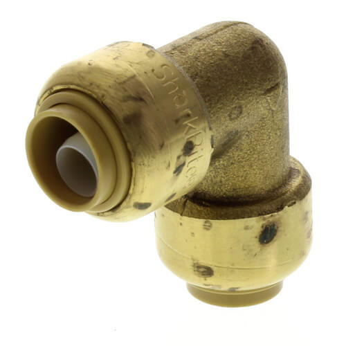 "1/2"" x 3/8"" Sharkbite Reducing Elbow (Lead Free)"