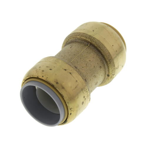 "1/2"" x 1/2"" SharkBite Coupling (Lead Free)"