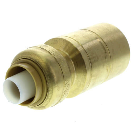 """3/4"""" SharkBite x 1"""" CTS Fitting Reducer (Lead Free) Product Image"""
