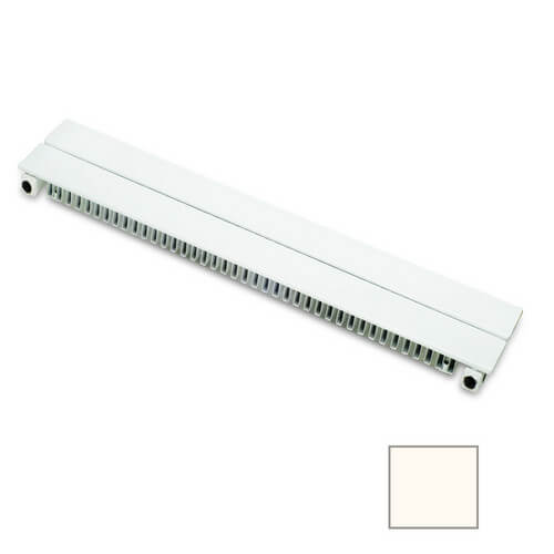2.5 ft UF-2 Baseboard Radiator (Cream White)