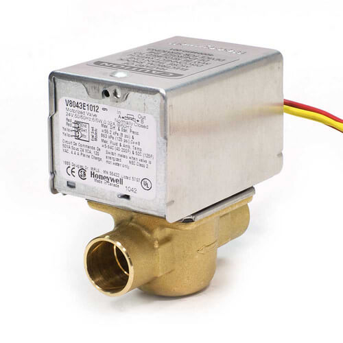 ve honeywell ve sweat zone valve 3 4 sweat zone valve connection 18 leads product image