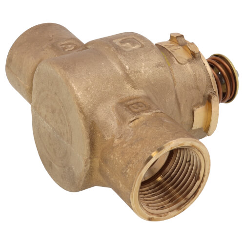 "3/4"" NPT, 2-Way VC Valve Assembly (2.9 Cv)"