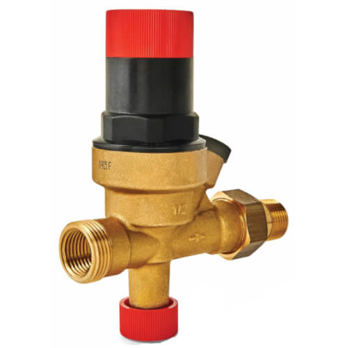 """1/2"""" Boiler Fill Valve Assembly, 8-50 psi (Threaded) Product Image"""