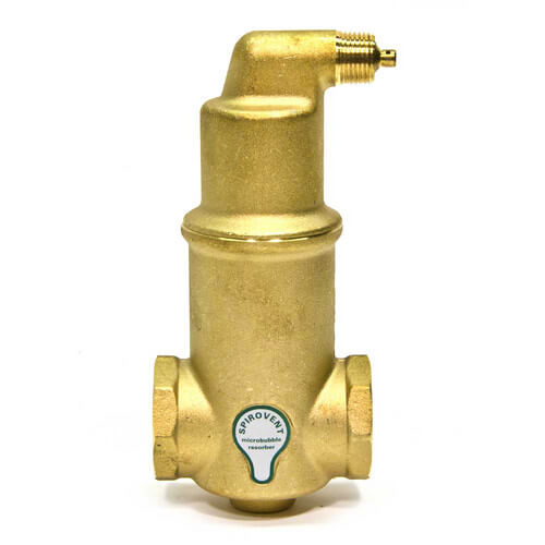 "1-1/4"" Spirovent Jr. Air Eliminator (Threaded)"