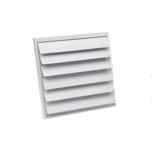 Vk fantech series plastic louvered shutter