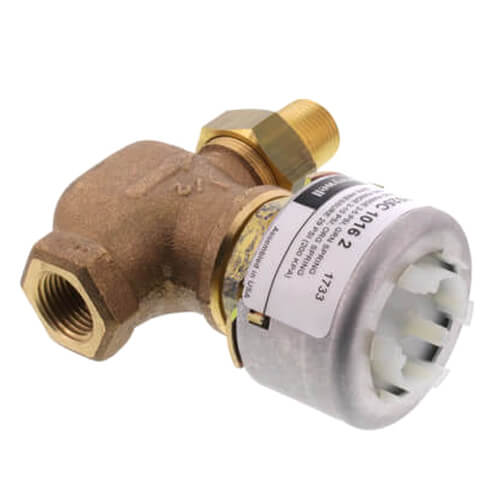 "1/2"" NPT Male Union Two-Way Unitary Valve (.63 Cv)"
