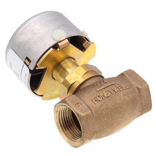 "3/4"" Brass 4-Way Mixing Valve"