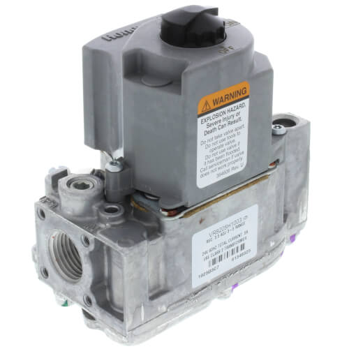 Slow Opening Dual Direct Ignition Gas Valve Product Image