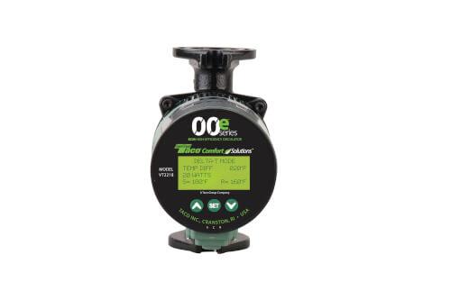 High Efficiency Air Circulator : Vt taco viridian delta t variable speed ecm