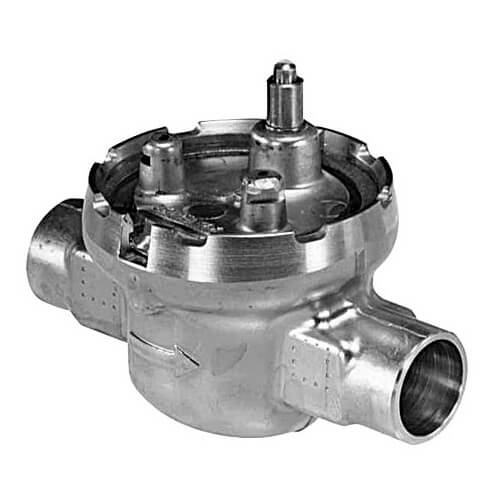 Two-way Fan Coil Valve, 3/4 in. Sweat, 8.0 Cv
