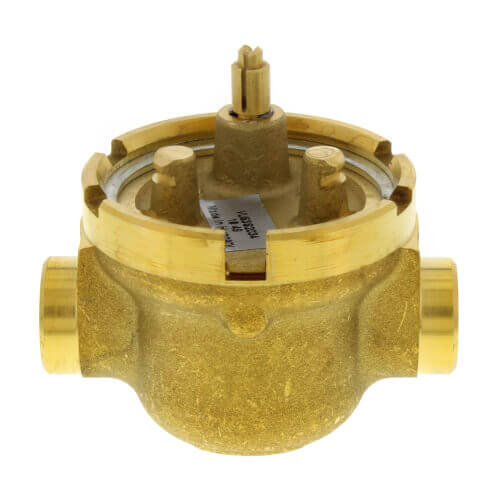 "Two-way Fan Coil Valve, 1"" NPT, 8.0 Cv"