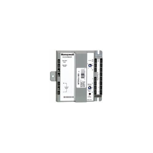 Series 72 Economizer,Two SPDT one 2-10Vdc