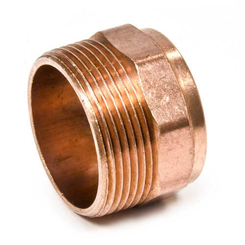 "3/8"" Copper 90° Elbow"