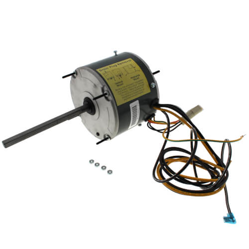 1/3 HP, 208-230 VAC (825 RPM) Condenser Fan Motor