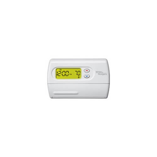 Non-Programmable Thermostat, 24 Volt or Millivolt system, Vertical