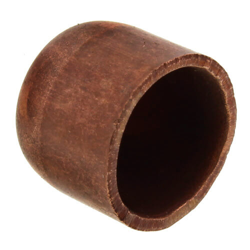 "3/8"" Copper Cap"