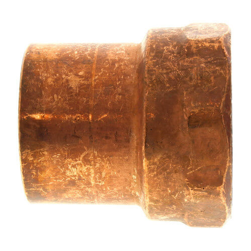 "1-1/2"" Copper 45° Elbow"