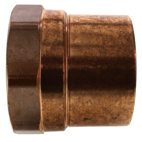 "2-1/2"" x 2"" Copper Coupling"