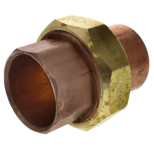 "1-1/4"" Copper Union Product Image"